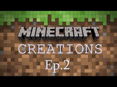 Minecraft Creations Ep.2 Mob Faces!