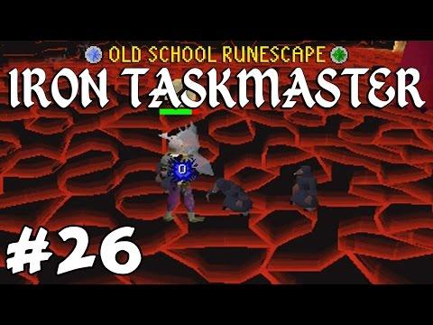 Old School RuneScape Ironman #26 Fire Cape Attempt!