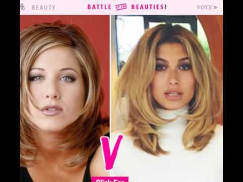 Hailey Baldwin Channels 'Friends' Rachel Green With '90s Blowout Haircut
