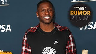 Antonio Brown Releases Statement Following Rape Allegations