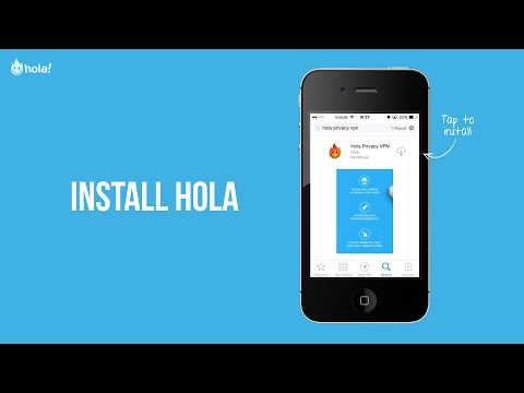 Hola Privacy VPN  - How to Install