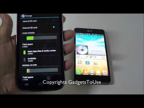 Answer - Difference in Internal and Phone Storage on Android Phones