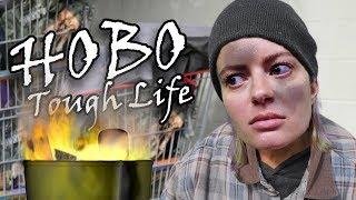 RAGS TO GLITCHES - Hobo: Tough Life Gameplay w/Criken