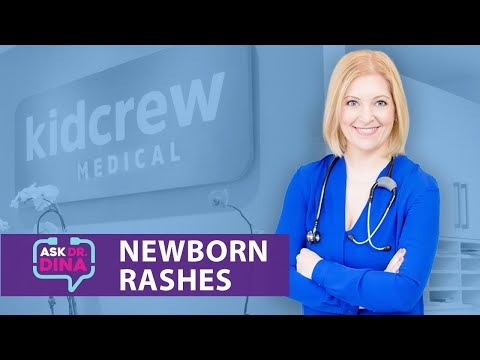 Newborn Rashes