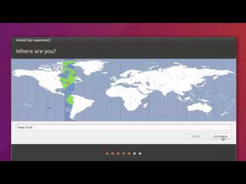 Install Ubuntu 16.04 LTS into VirtualBox