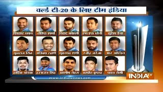 Team India Squad for World Cup T20 and Asia Cup Announced | Cricket Ki Baat