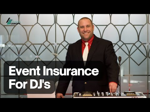DJ Insurance $59 - 1-3 Day Liability Insurance