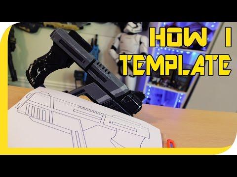 How I make prop templates