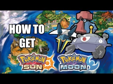 How To Evolve To Get Vikavolt, Probopass and Magnezone in Pokemon Sun and Moon