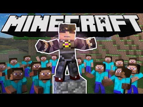 Minecraft Mini-Madness | SKY VS SUBSCRIBERS!