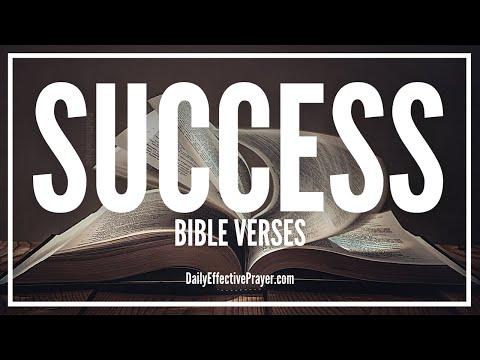 Bible Verses On Success - Scriptures For Success (Audio Bible)