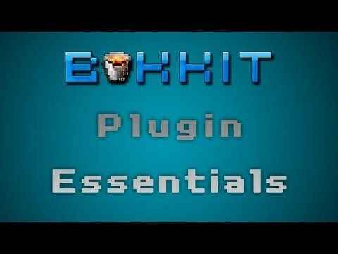 TUTORIAL - PLUGIN ESSENTIALS - COMANDOS ESENCIALES  (javiersureda)