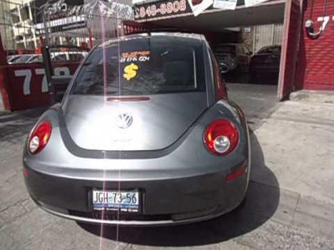 VW Beetle 2006 www.soloautos.com.mx