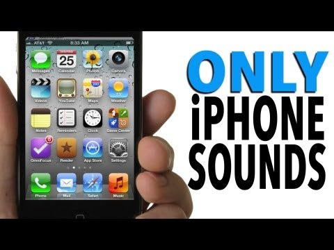 Music Made Using ONLY iPhone Sounds - App Remix