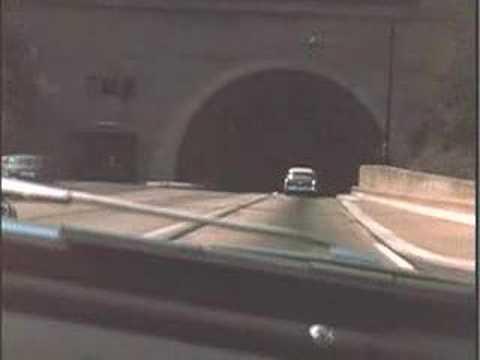 Pennsylvania Turnpike Tunnels 1953
