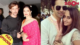 Deepika and Hrithik to work together? | Varun Dhawan to have big fat wedding? and more