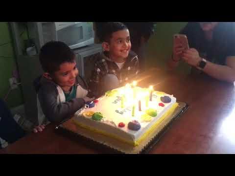 Jayden's 7th Birthday