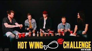 Download The Maine - Hot Wing Challenge Video