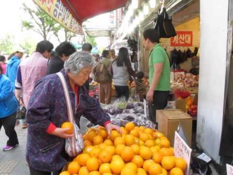 Korean Franchise of Kiosk from Mahane Yehuda