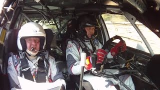 Video Rally CameraCar 😱 SPAVENTOSO OLTRE IL LIMITE 😱