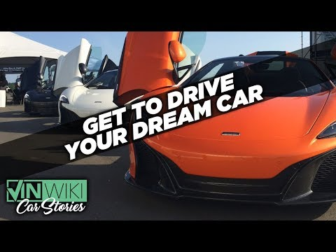 Get to drive your favorite exotic car for free