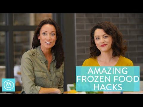 Frozen Food Hacks To Change Your Life | Iceland & Channel Mum | ad