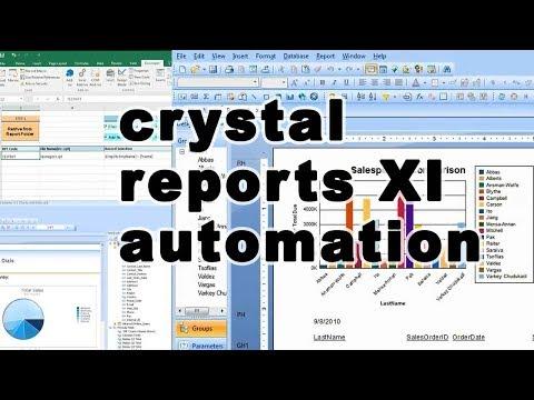 crystal reports vba automation | crystal reports editor - vbatip#25