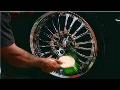 Auto Detailing & Maintenance : How to Clean Car Tires