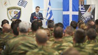 Κυρ. Μητσοτάκης στην ΕΛΔΥΚ: Καμία παραβατική συμπεριφορά δεν θα μείνει αναπάντητη…