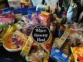 Winco Grocery Haul & Two Week Meal Plan