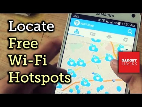 Find Local Wi-Fi Hotspots & Connect for Free - Android & iOS [How-To]
