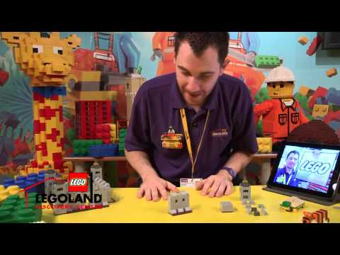 How to build a LEGO® castle
