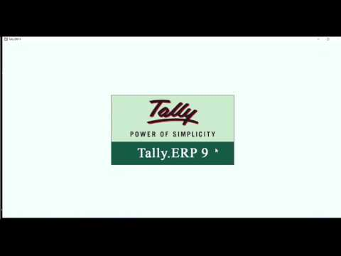 How to Solve Tally Internal Error.