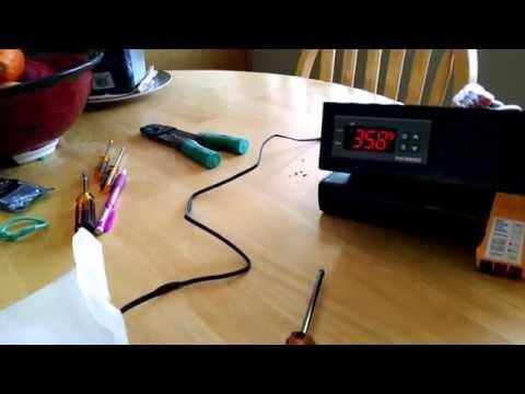 DIY Keezer Temperature Controller