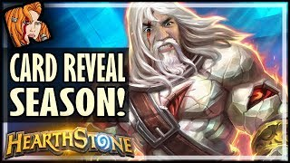 Download A NEW 20/20 MINION?! IT'S CARD REVEAL SEASON! - Saviors of Uldum Card Review - Hearthstone Video