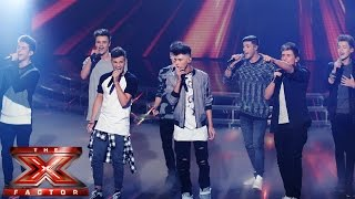 Download Stereo Kicks sing The Beatles' Let It Be/Hey Jude (Medley) | Live Week 3 | The X Factor UK 2014 Video