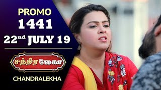 Chandralekha Promo | Episode 1441 | Shwetha | Dhanush | Nagasri | Arun | Shyam