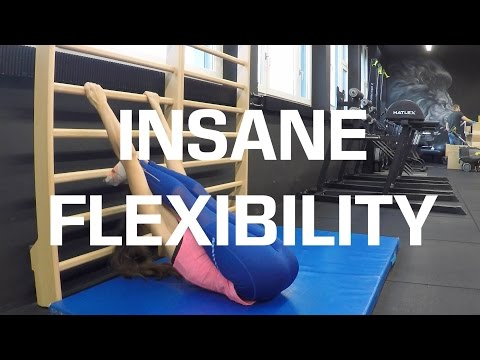How to improve your PIKE flexibility fast [even if you are tight like a ROBOT, and I was once too]