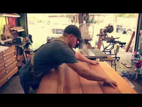 Atlas 46 -  DIY Modern Pedestal Table