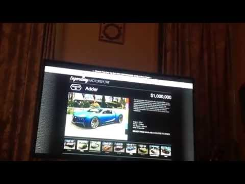Gta 5 how to get free out of stock cars (online and offline)
