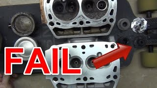 Trailboss 325 fuel issues  The fix! Engine sputters then