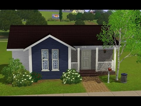 Sims 3 House Building (Starter Home) - Home Sweet Home