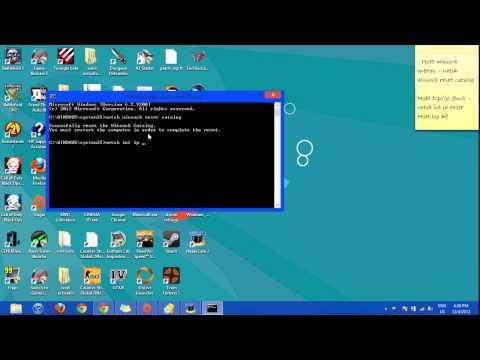 Windows 8 Browser fix