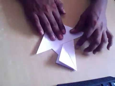 HOW TO MAKE PAPER FROG VERY EASY