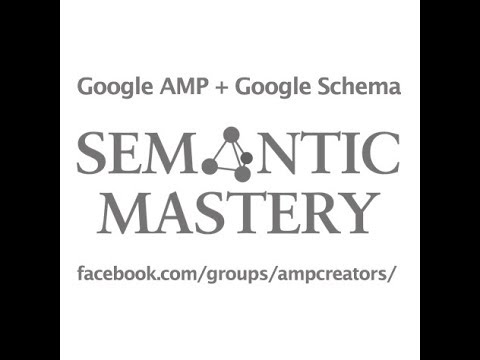 How to Generate Validated AMP Pages and Google Generated Schema
