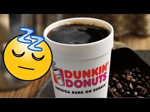 Do you fall asleep drinking coffee?