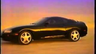 1993 Toyota Supra Commercial