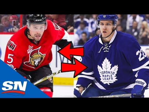 Xxx Mp4 INSTANT ANALYSIS Nikita Zaitsev Traded To Ottawa For Cody Ceci W Steve Dangle 3gp Sex