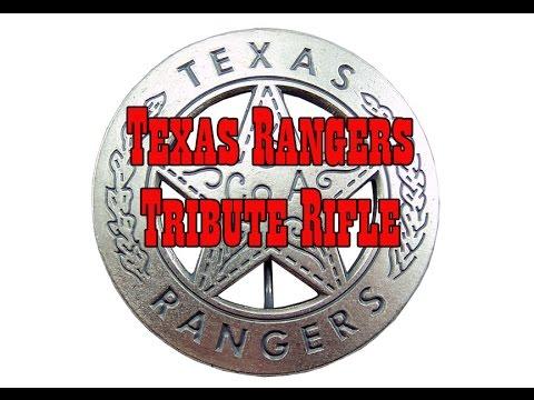 Rock Paracord - Texas Ranger Tribute Rifle
