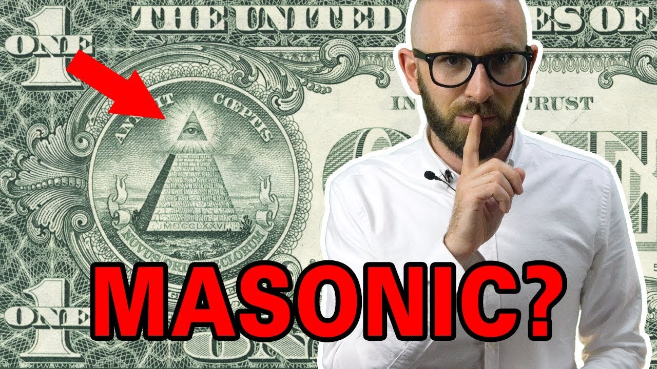 What's Up with the All Seeing Eye on the Dollar Bill???